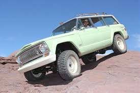 new jeep wagoneer concept jeep wagoneer roadtrip concept at the 2018 moab easter jeep safari