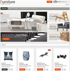 14 fantastic ecommerce templates u0026 themes for furniture websites