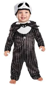 Baby Boy Costumes Halloween Boys Babies Costume Jack Skellington Nightmare Zorraindina