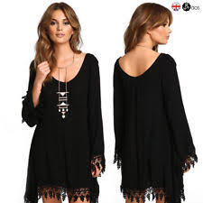 plus size dresses for women with tassels ebay