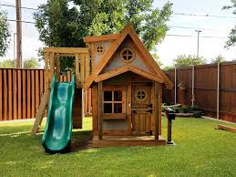 inspiring backyard clubhouse for kids u2014 emerson design