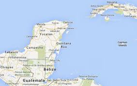 map of mexico yucatan region community based tourism is changing the of cancun mexico