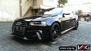audi a4 singapore caractere installed in indonesia vag singapore
