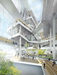audi germany headquarters behnisch architekten
