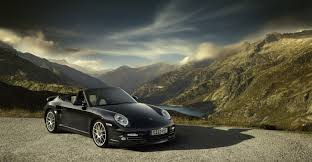 black porsche 911 turbo porsche 911 turbo black wallpaper