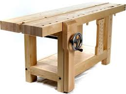 Woodworking Bench Plans by Benchcrafted Split Top Roubo Bench Plan