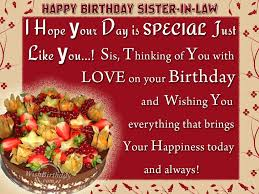 Happy Birthday Wishes For Wall Happiness Quotes New Happy Birthday Quotes For Sister In Law