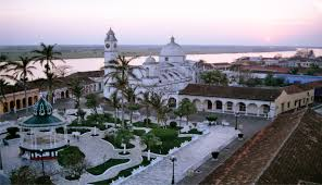around veracruz you can visit the archaeological site of cempoala