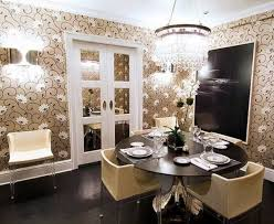Luxury Dining - dining room breathtaking dining room design with big brown