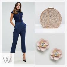 Formal Jumpsuits For Wedding Top 5 Jumpsuits For The Stylish Wedding Guest Weddingly