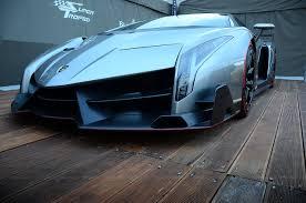 Lamborghini Veneno On Road - lamborghini veneno on display at the blancpain super trofeo