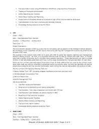 Sample Qa Tester Resume by Manual Testing Resume Format