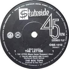 45cat the box tops the letter stateside australia