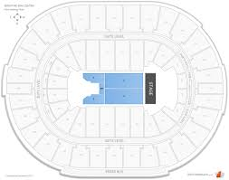 smoothie king center concert seating guide rateyourseats com