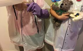 halloween diy 15 minute costume for your budding scientist doctor