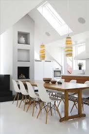 Black Dining Table White Chairs My Scandinavian Home Swedish Ceramicist U0027s Living Space Love The