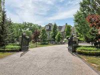 French Chateau Style Macomb County Wow House Washington Township Estate Done In A