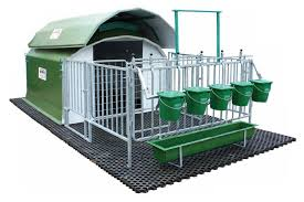 Calf Hutches For Sale Beiser Presents New Luxury Calf Hutch