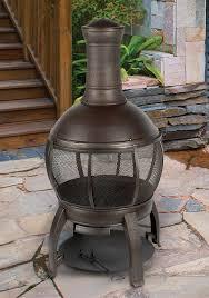 Fire Pit Or Chiminea Which Is Better Best 25 Chiminea Fire Pit Ideas On Pinterest Wheel Rim Fire