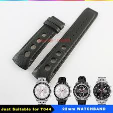 man wrist bracelet images 22mm t044614a prs516 watch strap durable soft genuine leather jpg
