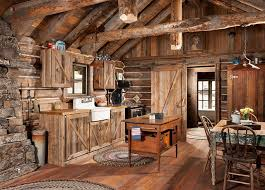 rustic kitchen ideas pictures whitefish montana historic cabin remodel rustic