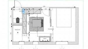 plan chambre avec dressing et salle de bain suite parentale avec salle de bain et dressing plan plan suite