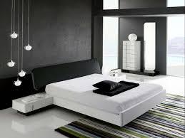 Black And White Bedroom Design Bedroom Large Black White Bedroom Design With Black Modern