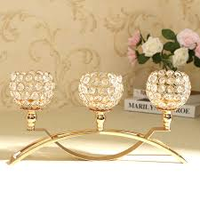 mini chandelier centerpieces online buy wholesale crystal candelabra from china crystal