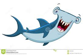 cartoon hammerhead sharks hammerhead shark with hammerhead shark