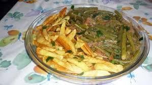 cuisine haricot vert recette de haricot vert au four
