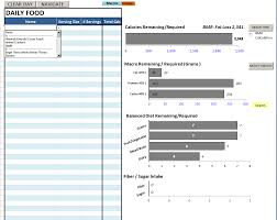 Meal Plan Excel Template Best Excel Sheet Diet Plan Bodybuilding Com Forums