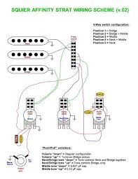 wiring diagram for fender squier the guitar wiring blog diagrams