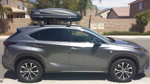 lexus toronto forum official nx roof rack options merged threads page 4