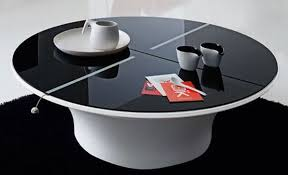 Space Coffee Table Lotto Coffee Table With Storage Space Freshome