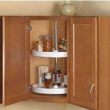 kitchen corner wall cabinet shelf lazy susans for and wall cabinets kitchensource