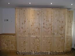 Schlafzimmerschrank Einbau Zirbenholz Schlafzimmerschrank 5 Teilig Anbau Steiner 33 Jpg