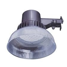 led security light fixtures honeywell led security light in aluminum construction 4000 lumens