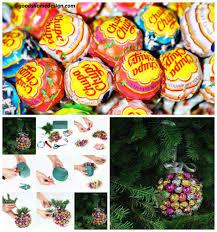 diy christmas chupa chups decoration diy home tutorials