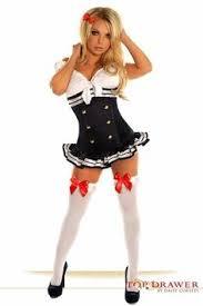 Pin Halloween Costume Wholesale Uniform Temptation Role Playing Uniforms Sailor Costume