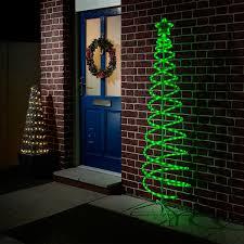 neon effect tree ropelight