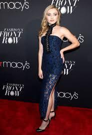 peyton list at macy u0027s presents fashion u0027s front row in new york 09
