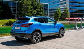 nissan suv back 2018 nissan qashqai revealed in euro specification performancedrive
