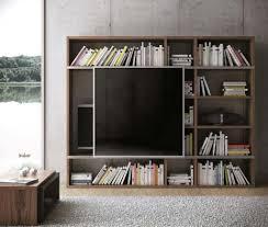 meuble tv caché modernes innenarchitektur für luxushäuser petit meuble