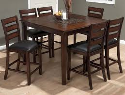 Best Home Projects Images On Pinterest Dining Tables Dining - Hyland counter height dining room table with 4 24 barstools