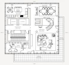 one floor plan 72 million rupert murdoch one penthouse 23 east 22