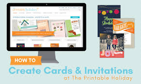 tips for printable cards make your own holiday cards holiday