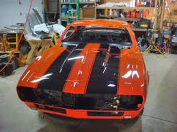 painting your resto mod restoration project