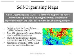 map r self organising maps for customer segmentation r shane