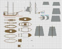 Housing Blueprints by Minecraft Small Pirate Warship 1 Wip By Coltcoyote On Deviantart