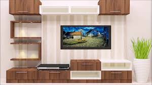 Interior Design For Tv Unit Tv Unit U0026 Cabinet Designs For Livng Room Online In India Youtube